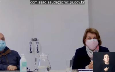 """FALTA DE EFICIÊNCIA MARCA A """"PRESTAÇÃO"""" DE CONTAS DA SECRETARIA DE SAÚDE NA CMC"""