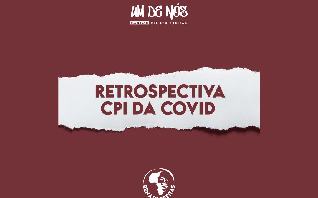 Relembre nove pontos importantes da CPI da Covid até agora